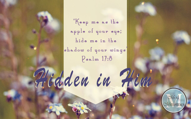 Hidden in Him