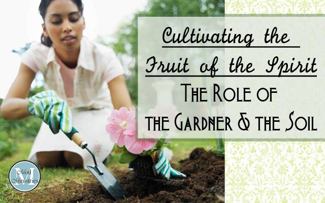 gardener soil